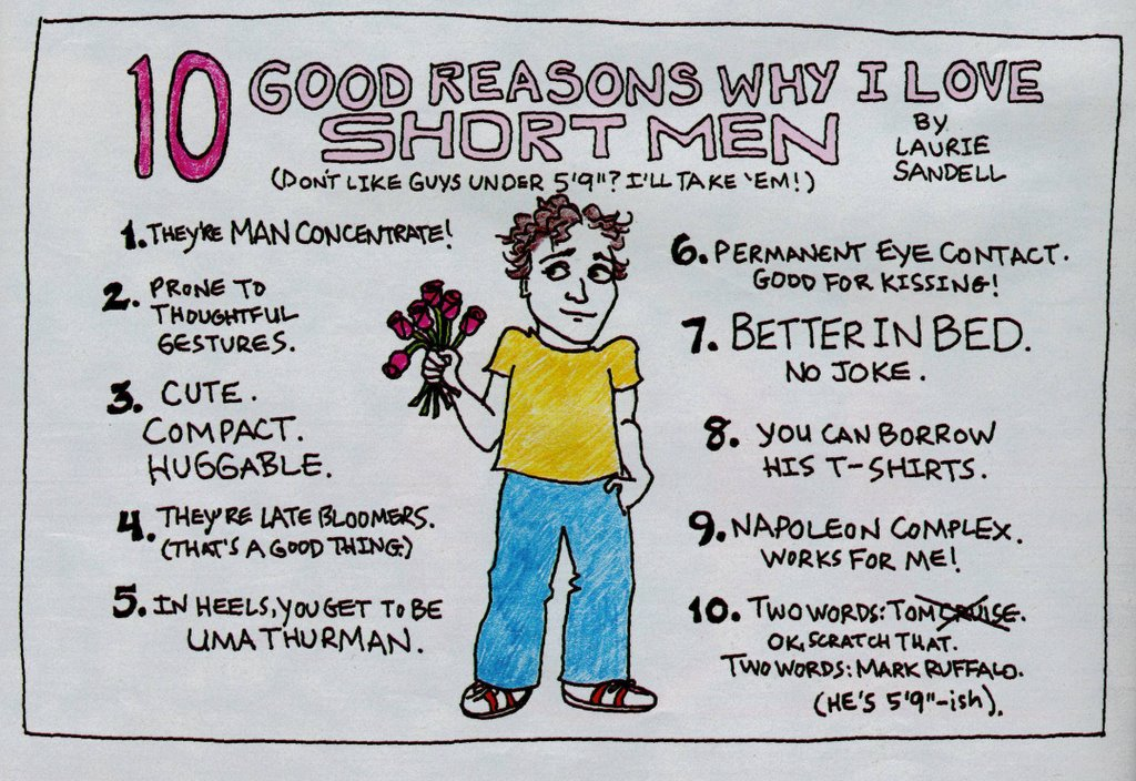 dating for short guys