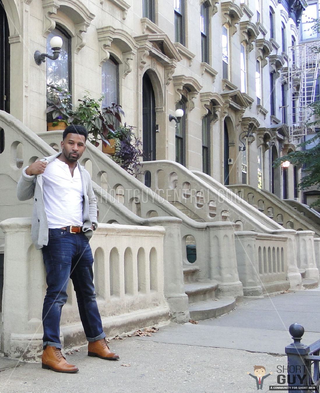 Fashion For Short Men: Guidomaggi Luxury Elevator Shoes - The Staten Island | ShortGuyCentral