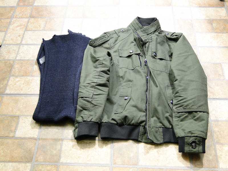 Fashion For Short Men: Winter Want Do Jacket, H&M Scarf | ShortGuyCentral