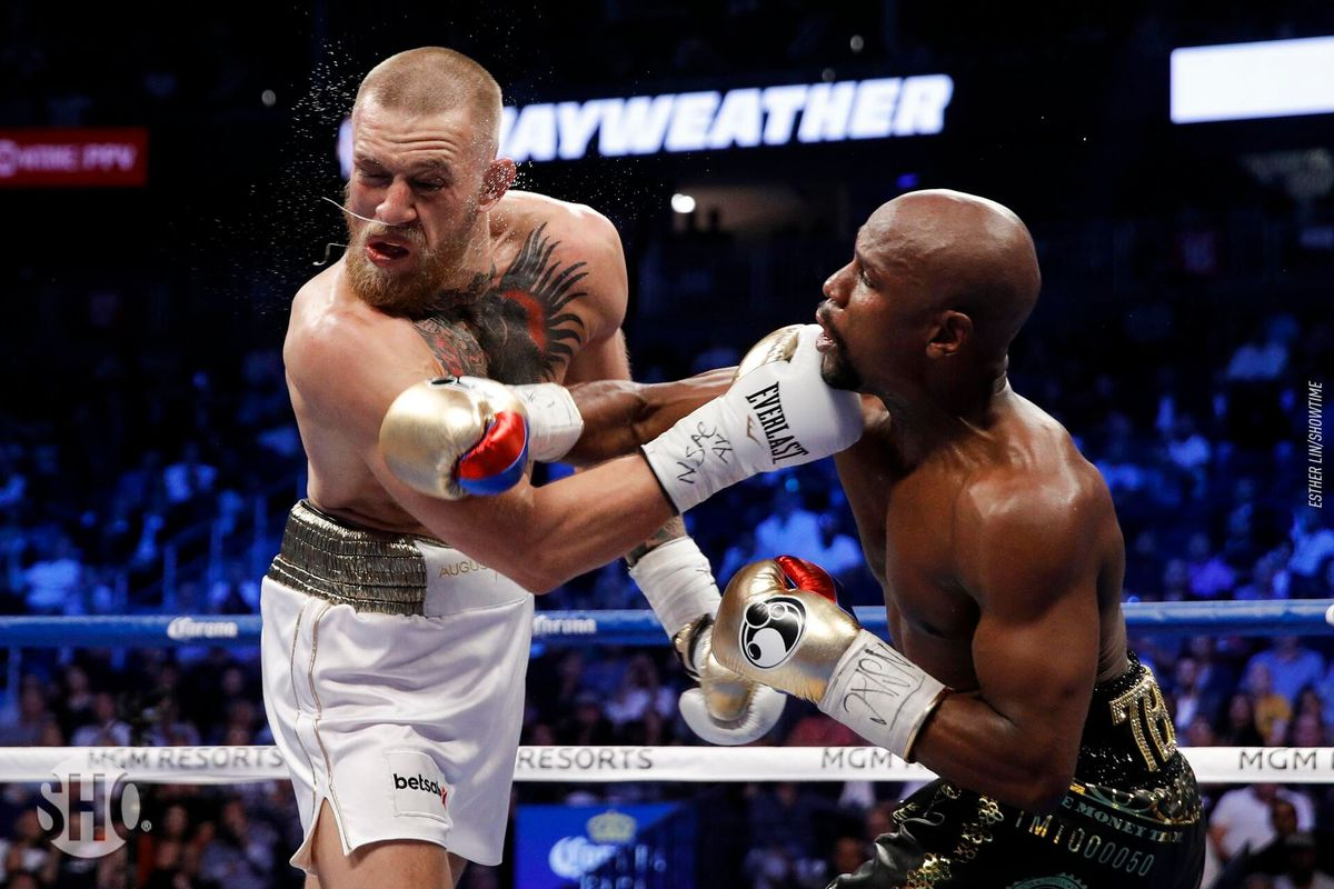 Technical Knockout Mayweather vs McGregor | ShortGuyCentral