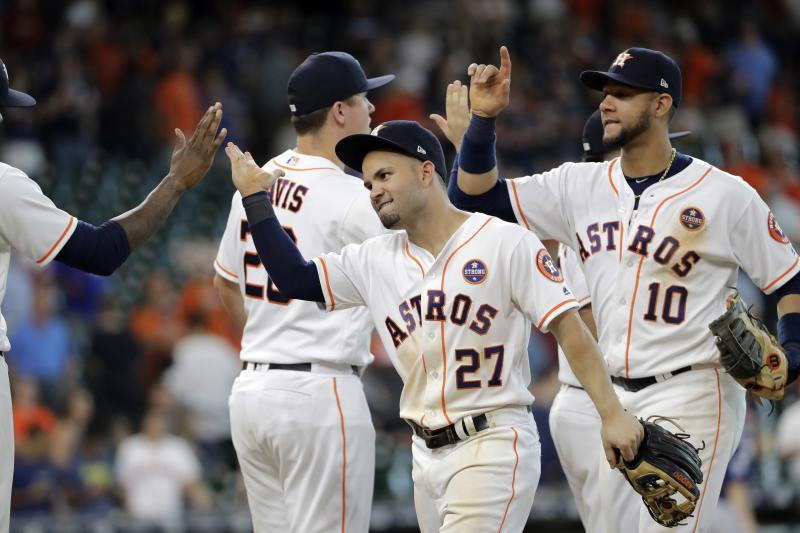 Jose Altuve 2017 World Series | ShortGuyCentral