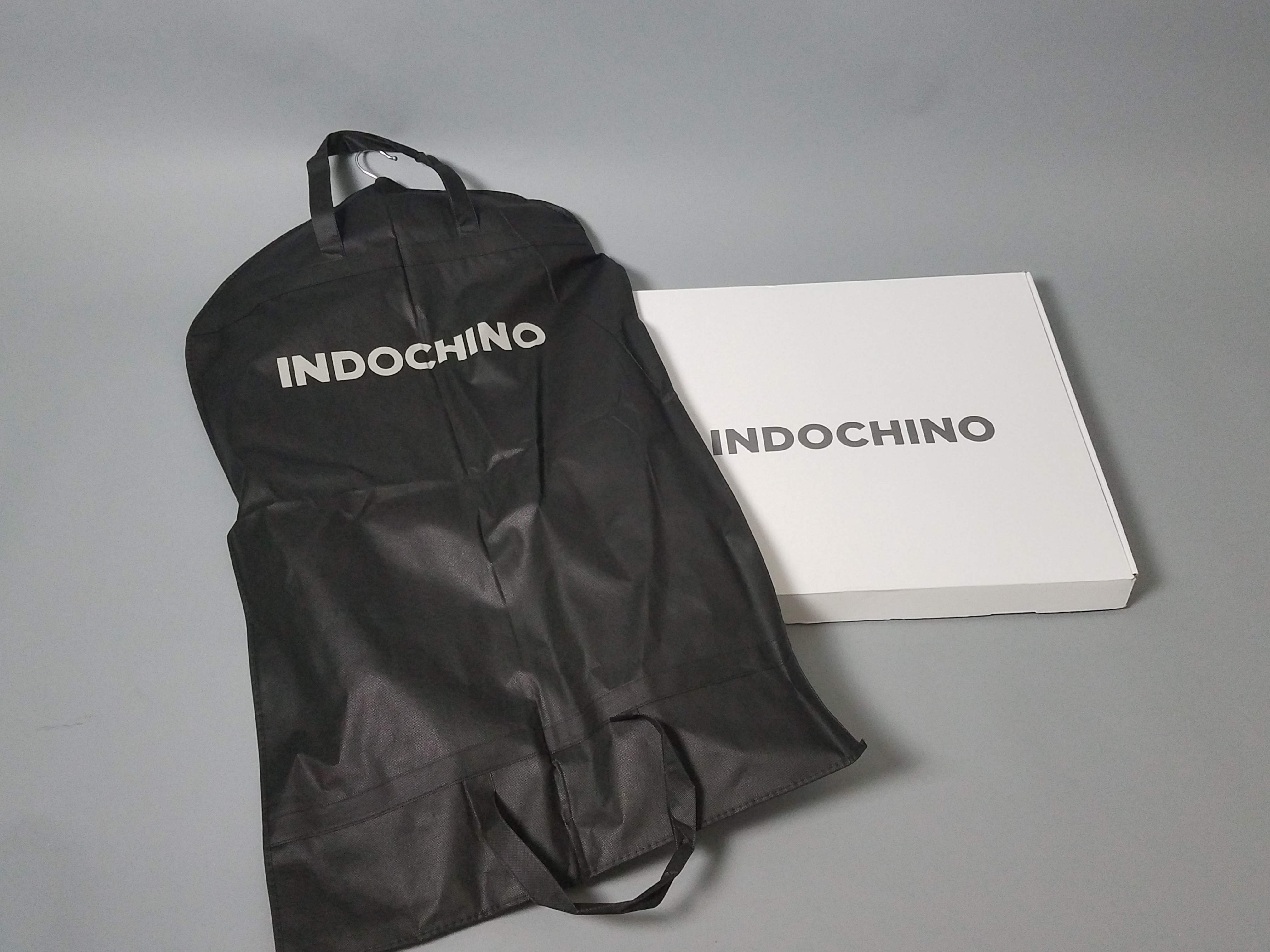 Indochino Suit Box & Bag | ShortGuyCentral