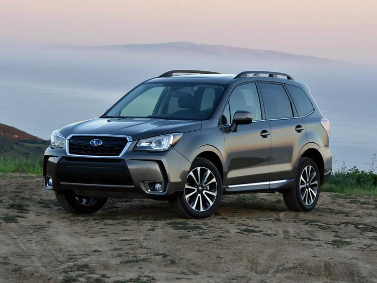 2017 Subaru Forester | Top 10 Best Cars For Short Men | ShortGuyCentral