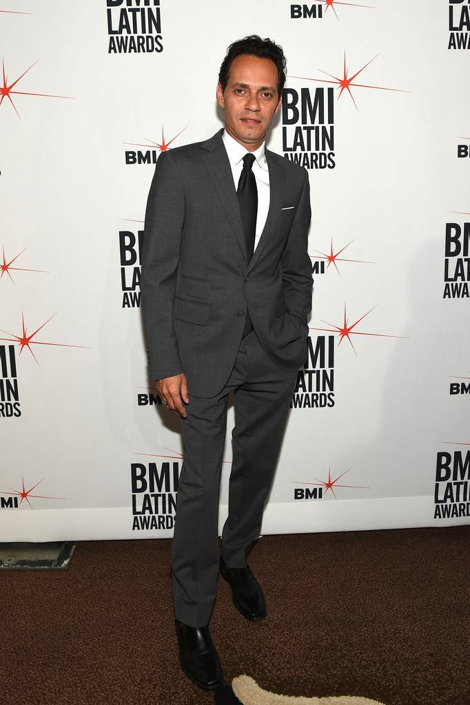 Fashion For Short Men: Marc Anthony BMI Awards | ShortGuyCentral