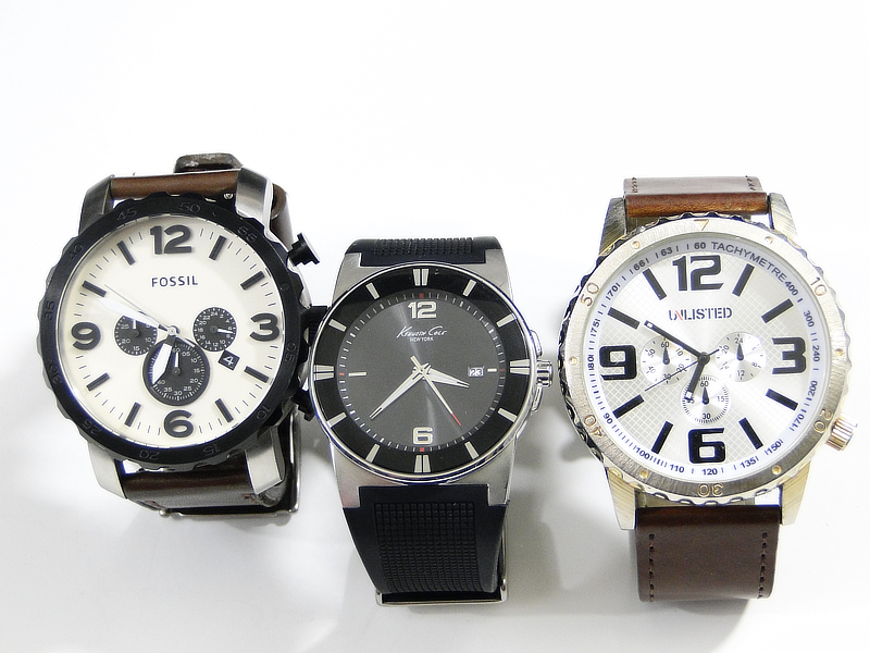 Fashion For Short Men: Large Face Watches | ShortGuyCentral