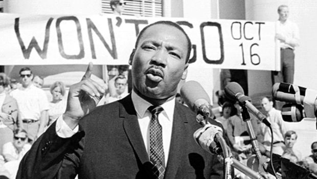 essays on why martin luther king jr is a hero