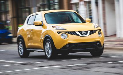 2018 Nissan Juke | Top 10 Best Cars For Short Men | ShortGuyCentral