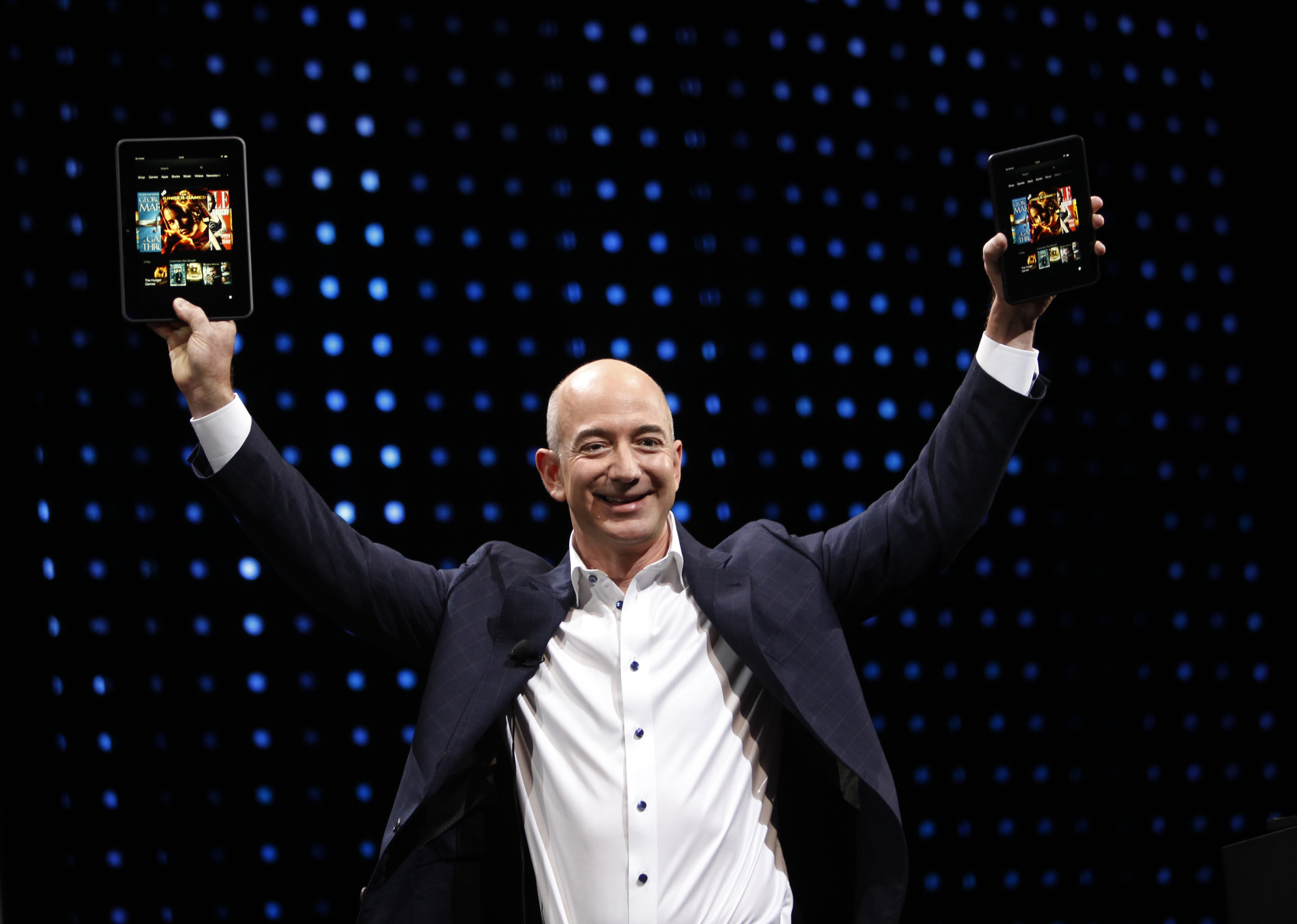 Jeff Bezos Is On Top Of His Game | ShortGuyCentral