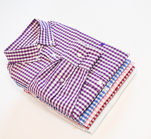 Fashion For Short Men: Purple Hat Menswear Shirts | ShortGuyCentral