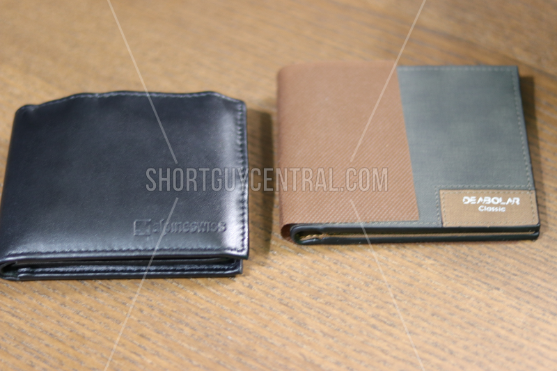 Fashion For Short Men | Slim Wallets | ShortGuyCentral