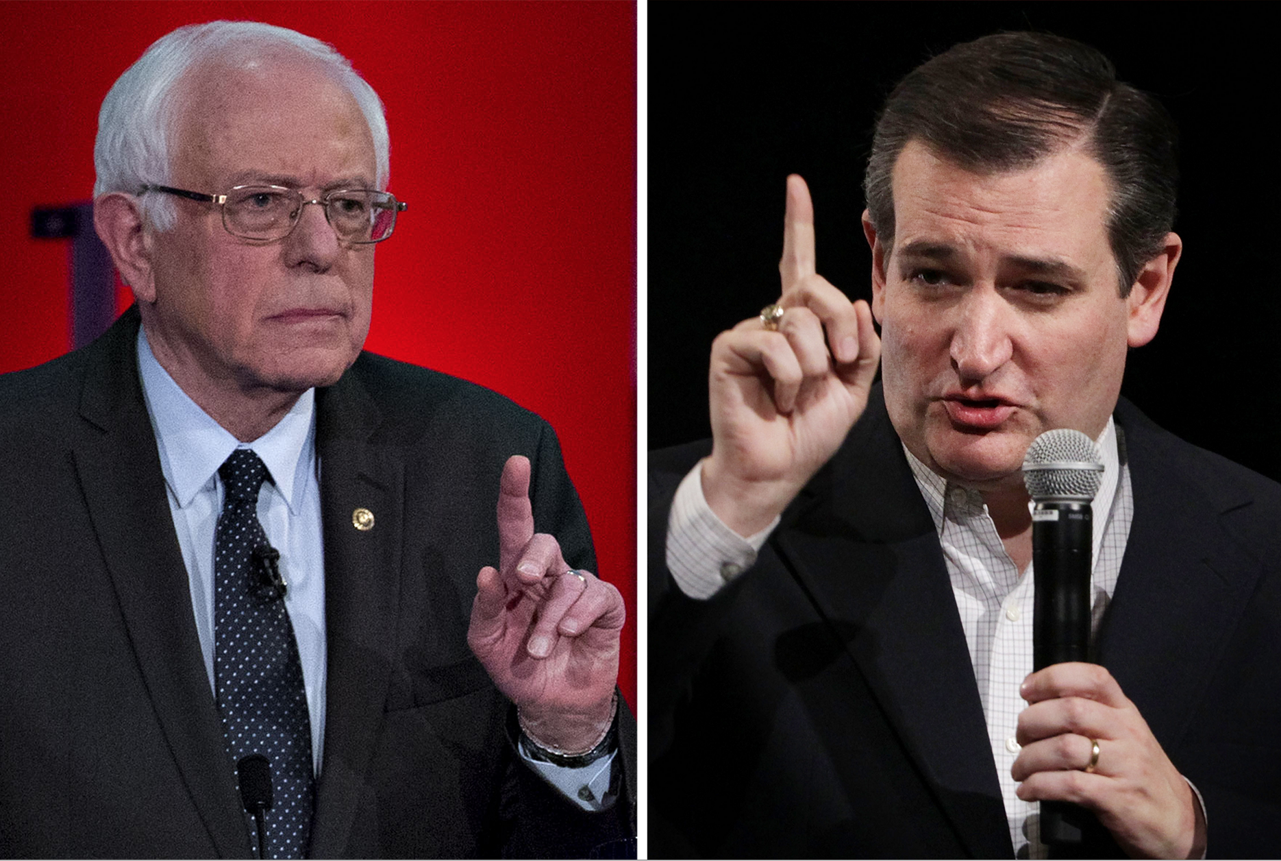 Famous Short Men: Sanders or Cruz Would Be The Shortest Presidents In 116 Years | ShortGuyCentral