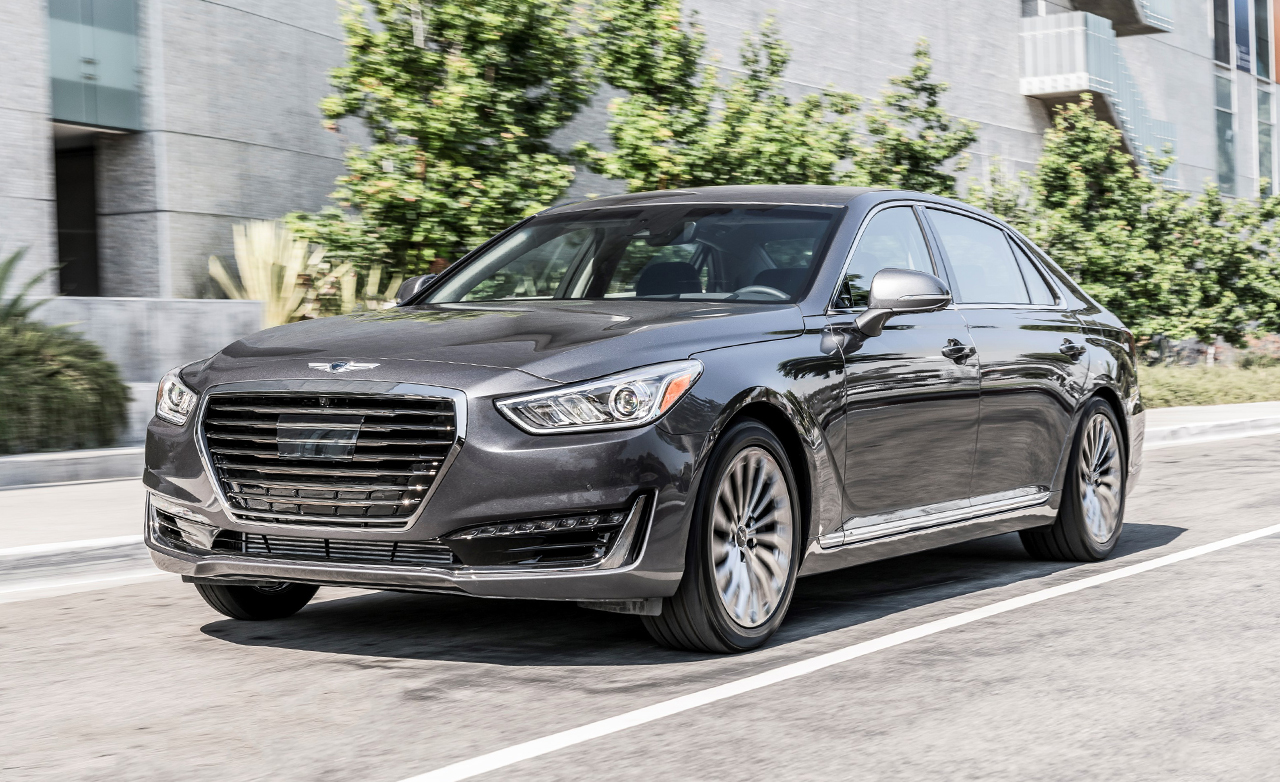 2018 Genesis G90 | Top 10 Best Cars For Short Men | ShortGuyCentral