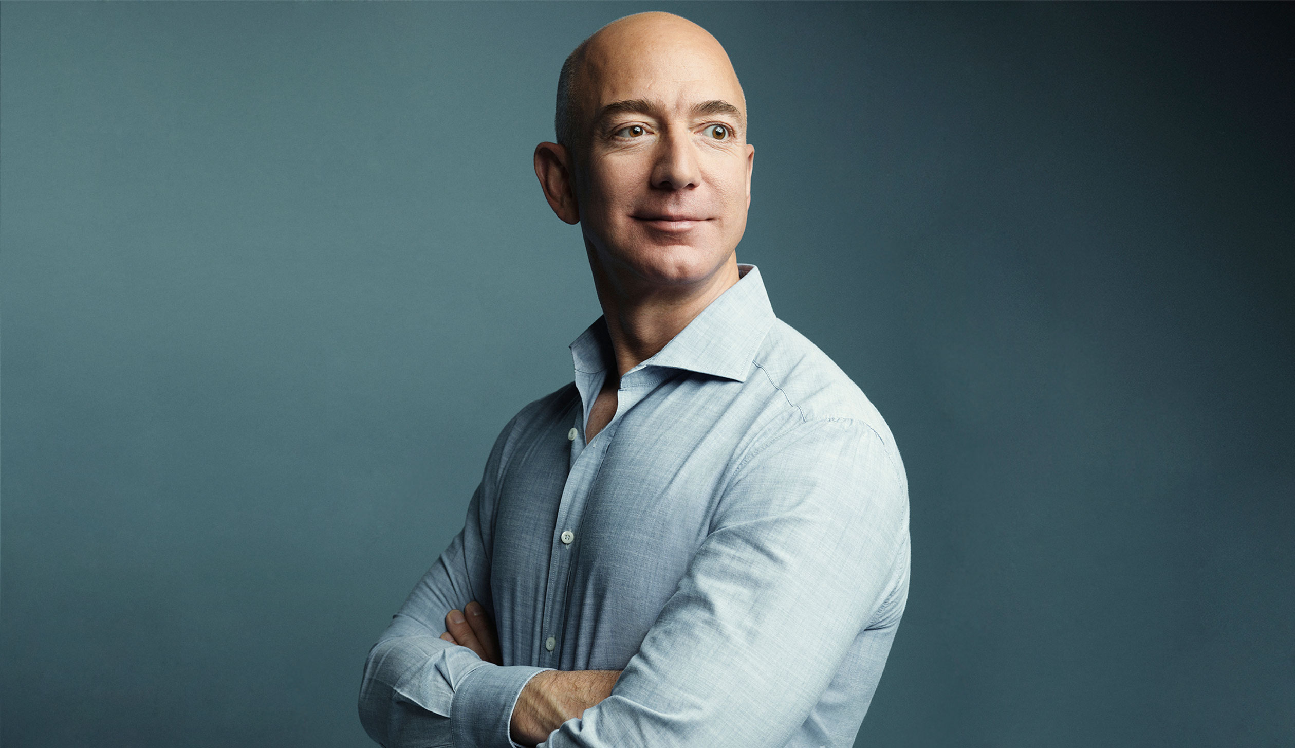 Jeff Bezos - World's Richest Man | ShortGuyCentral
