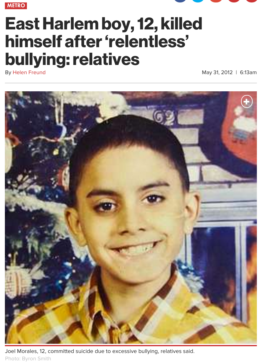 Heightism: Joel Morales Commits Suicide Due To Bullying | ShortGuyCentral