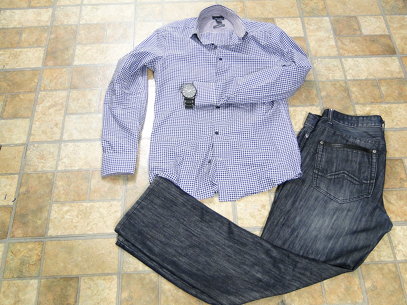 Fashion For Short Men: Outfit To Go WithThe Fossil JR1390 | ShortGuyCentral