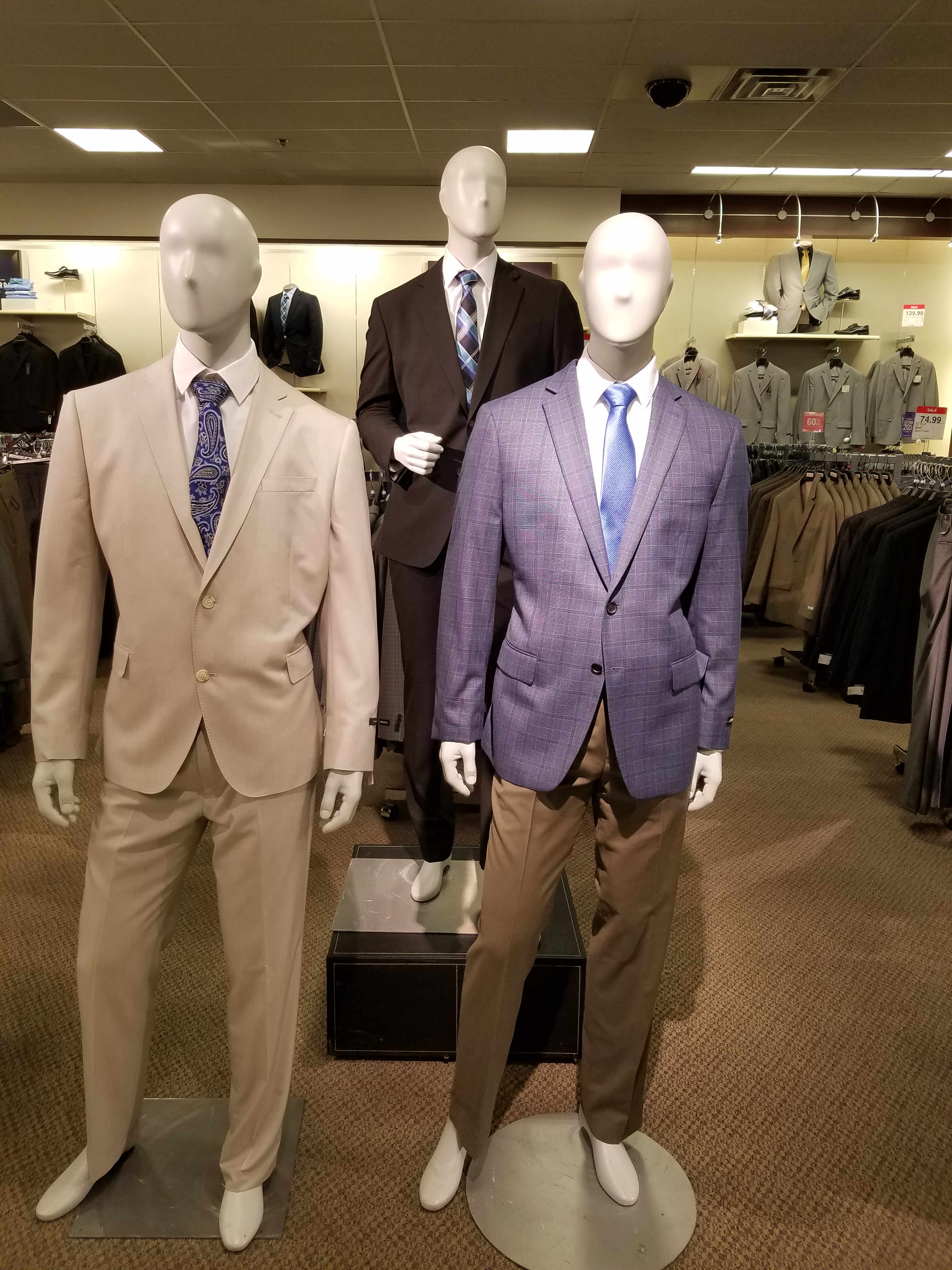 Fashion For Short Men: Blazers and Suit Jackets at JC Penny | ShortGuyCentral