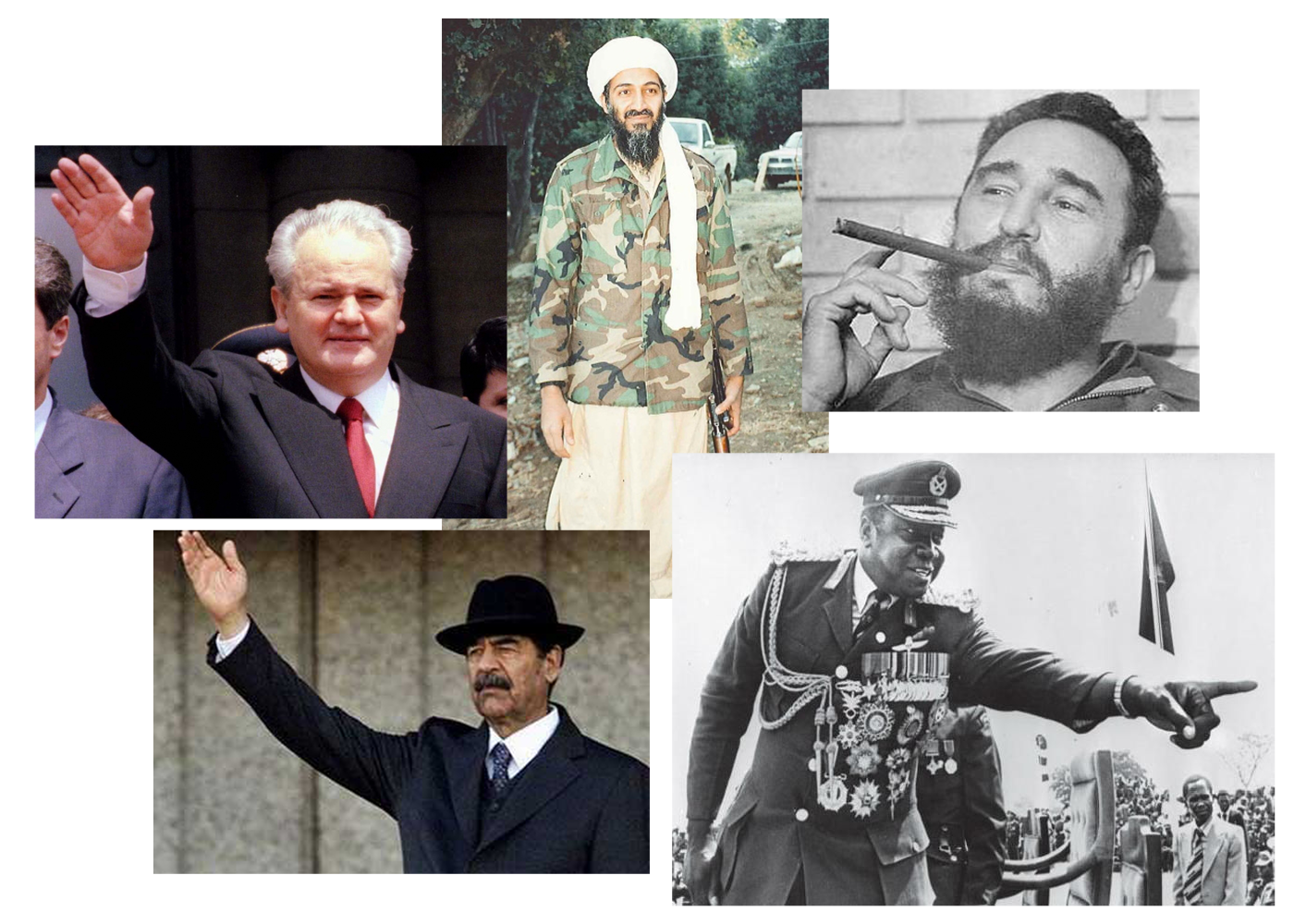 Heightism: Plenty Of Dictators Have Been Tall. Did They Have A Bin Laden Complex? | ShortGuyCentral