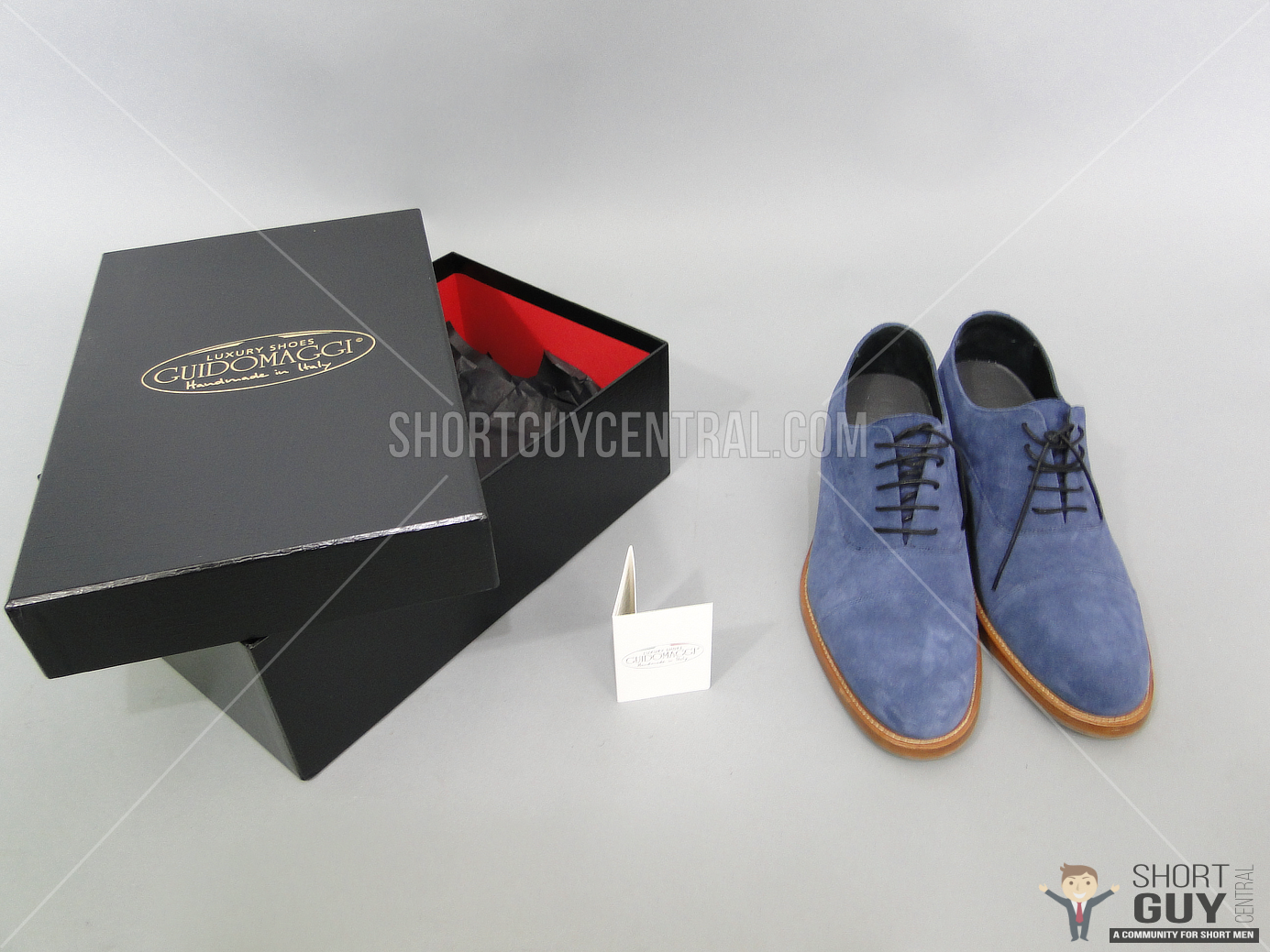 Fashion For Short Men: Guidomaggi Luxury Elevator Shoes - Cote D'Azure | ShortGuyCentral
