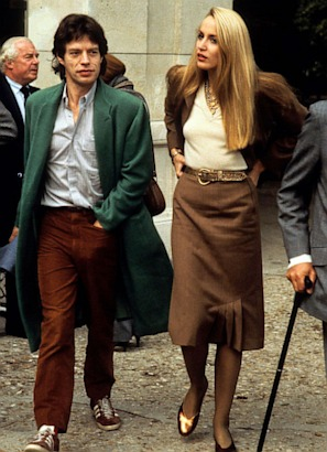 Tall Women And Short Men: Mick Jagger And A Former Girlfriend | ShortGuyCentral